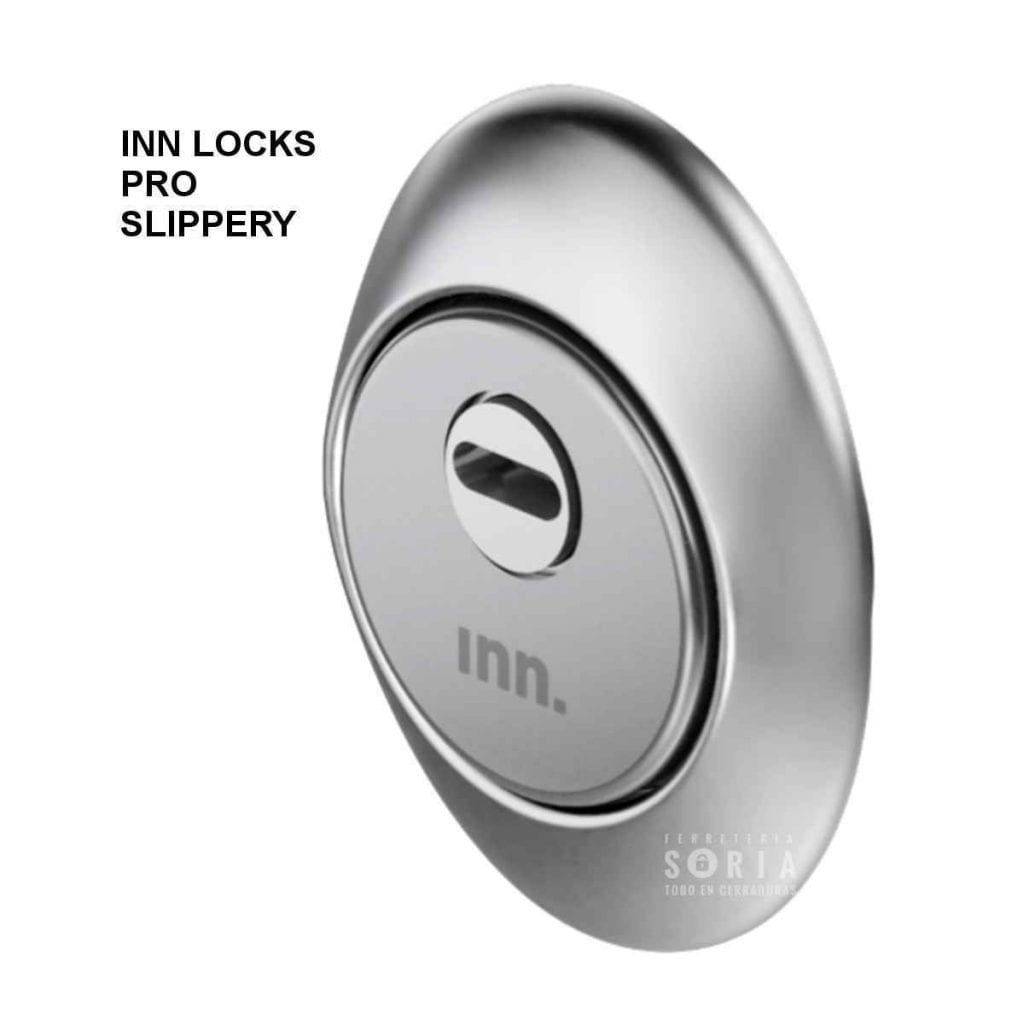 escudo inn locks PRO slippery
