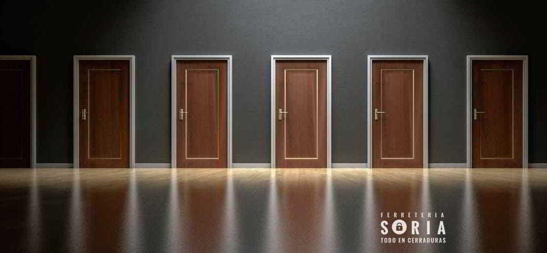 Puertas acorazadas? diferencias