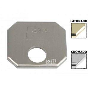 placa reforzada cerrojo SAG para cerrojo SAG