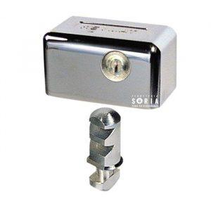 cb-92 keymat cierre de seguridad cerradura para persiana metaliica enrrollable