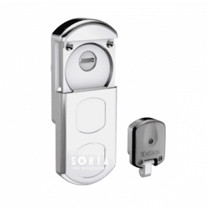 escudo magnético protector anti-okupa disec mg351 okp co - protección interior.