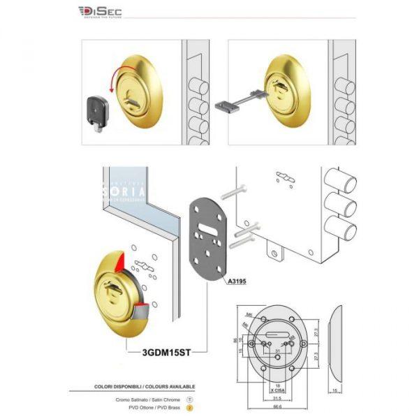 escudo-blindado-disec-magnetico-doble-pala-3gdm15st-disec-medidas