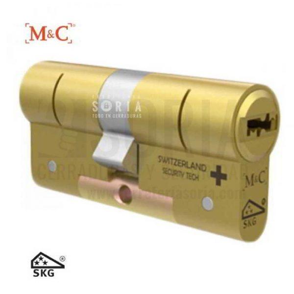 Cilindro seguridad M&C CONDOR