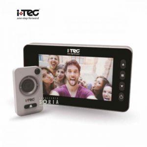 Mirilla digital con cámara IViewer 02 HD v2.0 I-TEC