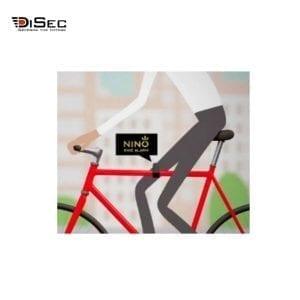 Avisador con alarma para bicicletas NINO DISEC