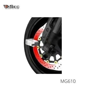 Candado magnético disco freno moto MG610 DISEC
