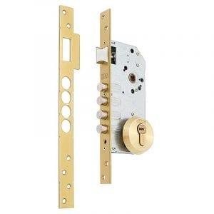 Cerradura TESA R100B566E seguridad monopunto
