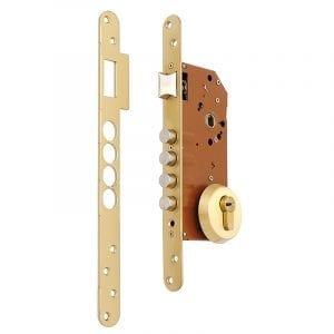 Cerradura TESA R100BR566C seguridad monopunto