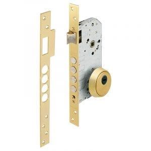 Cerradura TESA R200B566L seguridad monopunto