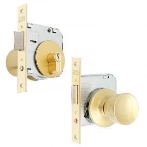 Cerradura llave Pomo TESA 3520 50 LP