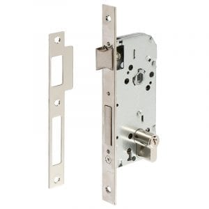 Cerradura para madera TESA 130/48C/HN